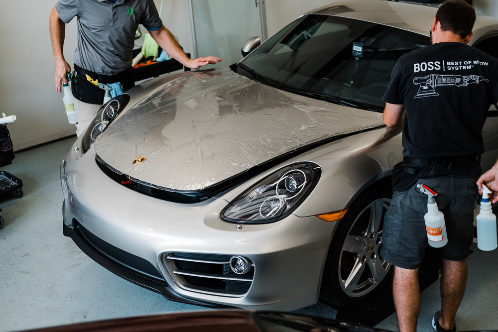 Porsche Cayman  - Ceramic Pro - Ceramic Coating - Paint Correction - Griot's Garage - Wichita Clear Bra-121.jpg