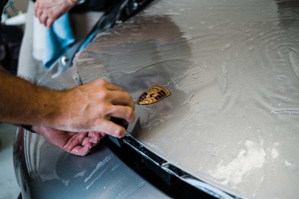 Porsche Cayman  - Ceramic Pro - Ceramic Coating - Paint Correction - Griot's Garage - Wichita Clear Bra-122.jpg