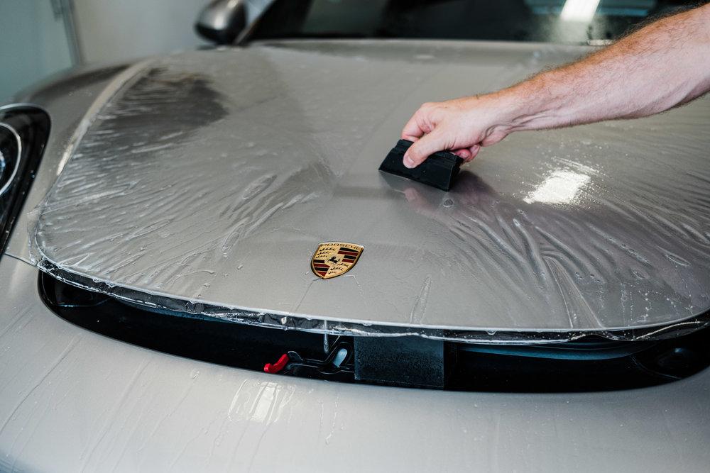 Porsche Cayman  - Ceramic Pro - Ceramic Coating - Paint Correction - Griot's Garage - Wichita Clear Bra-126.jpg