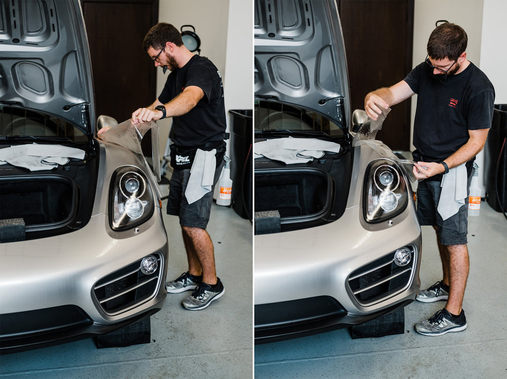 Porsche Cayman  - Ceramic Pro - Ceramic Coating - Paint Correction - Griot's Garage - Wichita Clear Bra-127.jpg