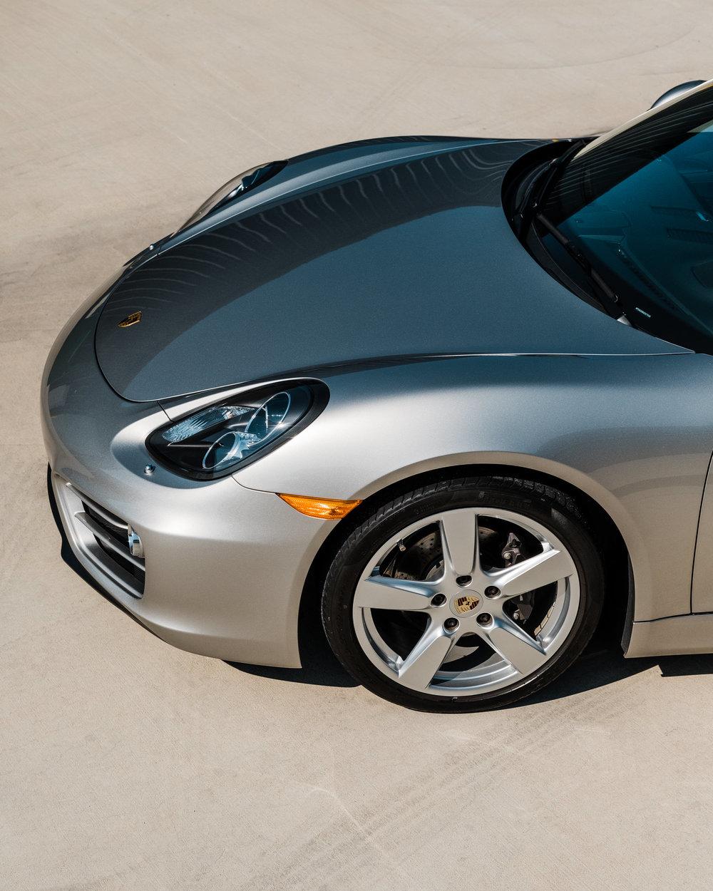 Porsche Cayman  - Ceramic Pro - Ceramic Coating - Paint Correction - Griot's Garage - Wichita Clear Bra-138.jpg