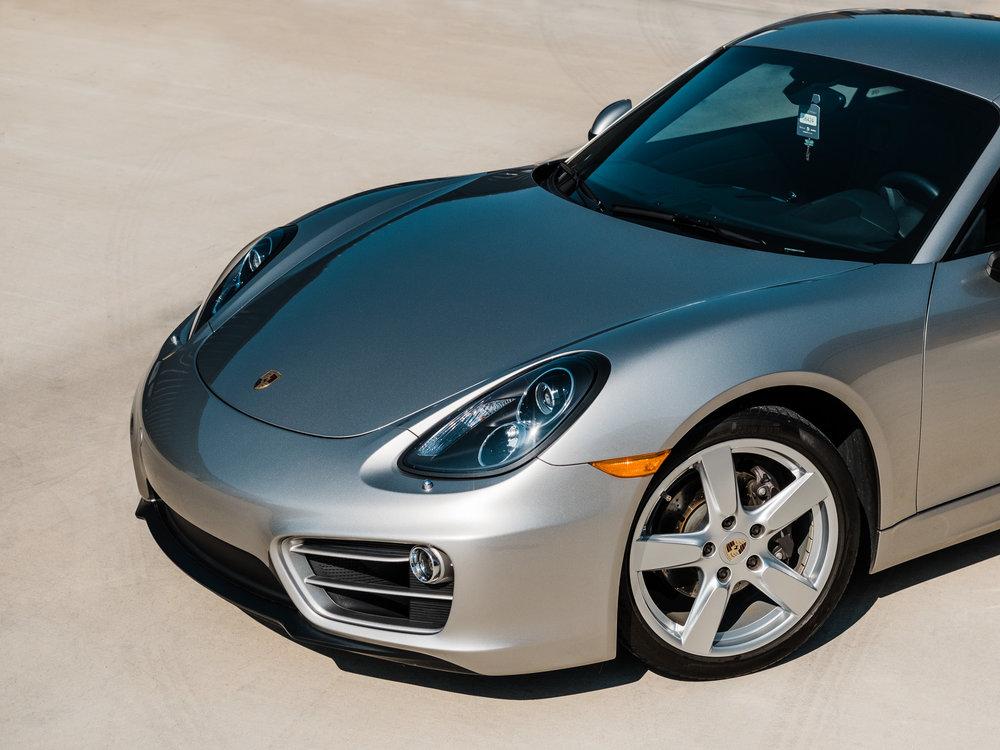 Porsche Cayman  - Ceramic Pro - Ceramic Coating - Paint Correction - Griot's Garage - Wichita Clear Bra-142.jpg