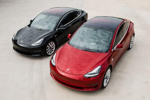 Tesla Model 3 - XPEL Paint Protection Film - Ceramic Pro Coating
