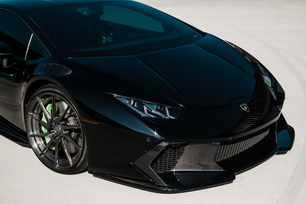 FULL XPEL Ultimate PLUS PPF Wrap - Lamborghini Huracan