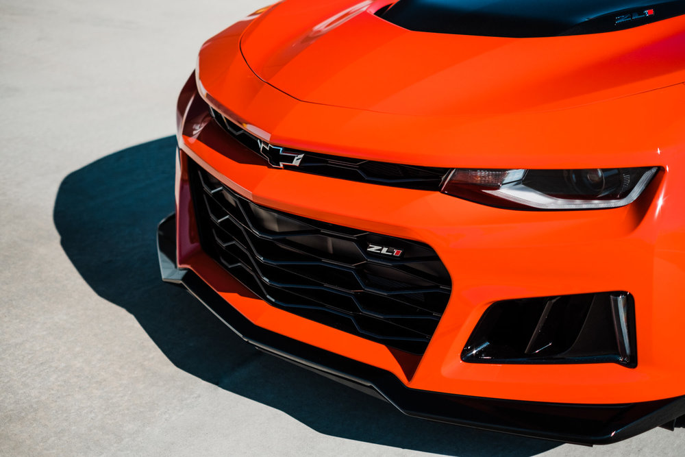 Full XPEL Ultimate PLUS PPF Wrap + Ceramic Pro Coating - Camaro ZL1