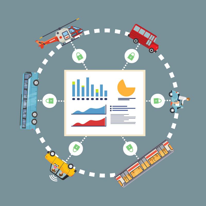 Proposition #1 - Créer, standardiser et ouvrir au plus vite les données d'offre de mobilité en temps réel et les données des véhicules, pour favoriser l'innovation et la création de plateformes de mobilité intégrées, tout en garantissant par défaut l'anonymisation et la protection des données à caractère strictement confidentiel