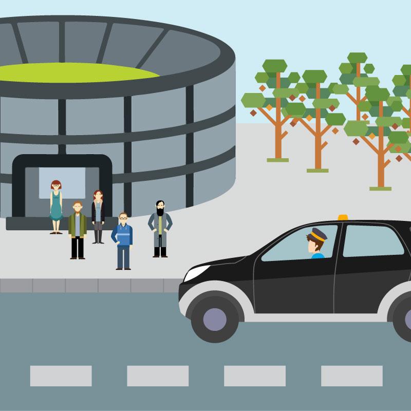 Proposition #9 - Encourager le développement du transport à la demande avec chauffeur (taxi/VTC) en réduisant les contraintes sur l'offre de mobilité
