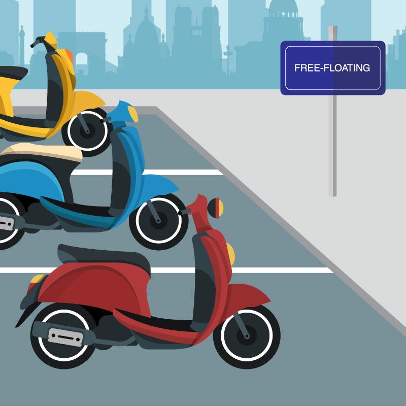 Proposition #10 - Faciliter un développement cohérent d'offres d'auto-partage, de véhicules en libre-service et de services de co-voiturage