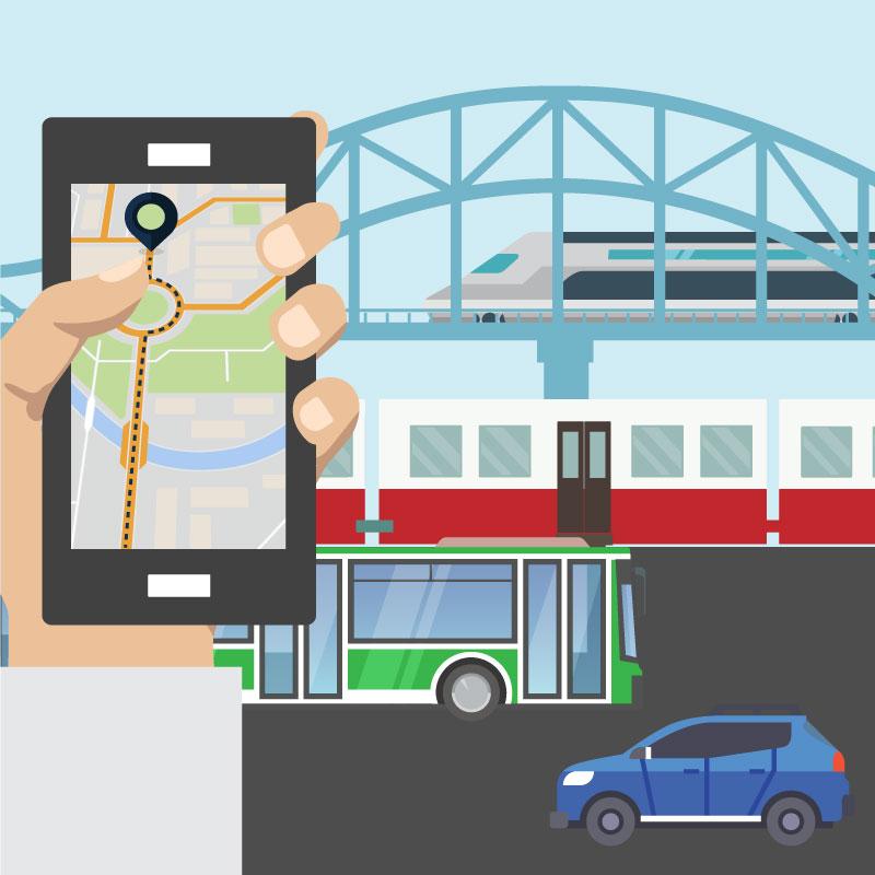 La mobilité connectée - Améliorer l'expérience de mobilité pour les utilisateurs, maximiser l'efficacité des infrastructures et optimiser les décisions d'aménagement urbain dans une logique d'aire urbaine intelligente