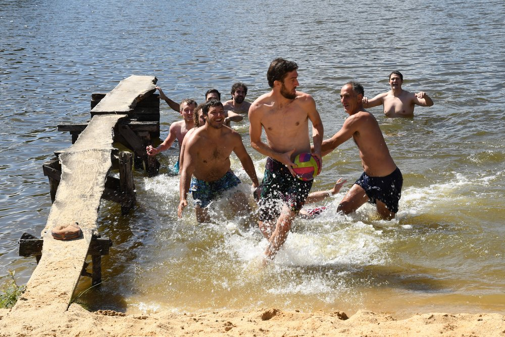 Water rugby - an iconic Vignaud game