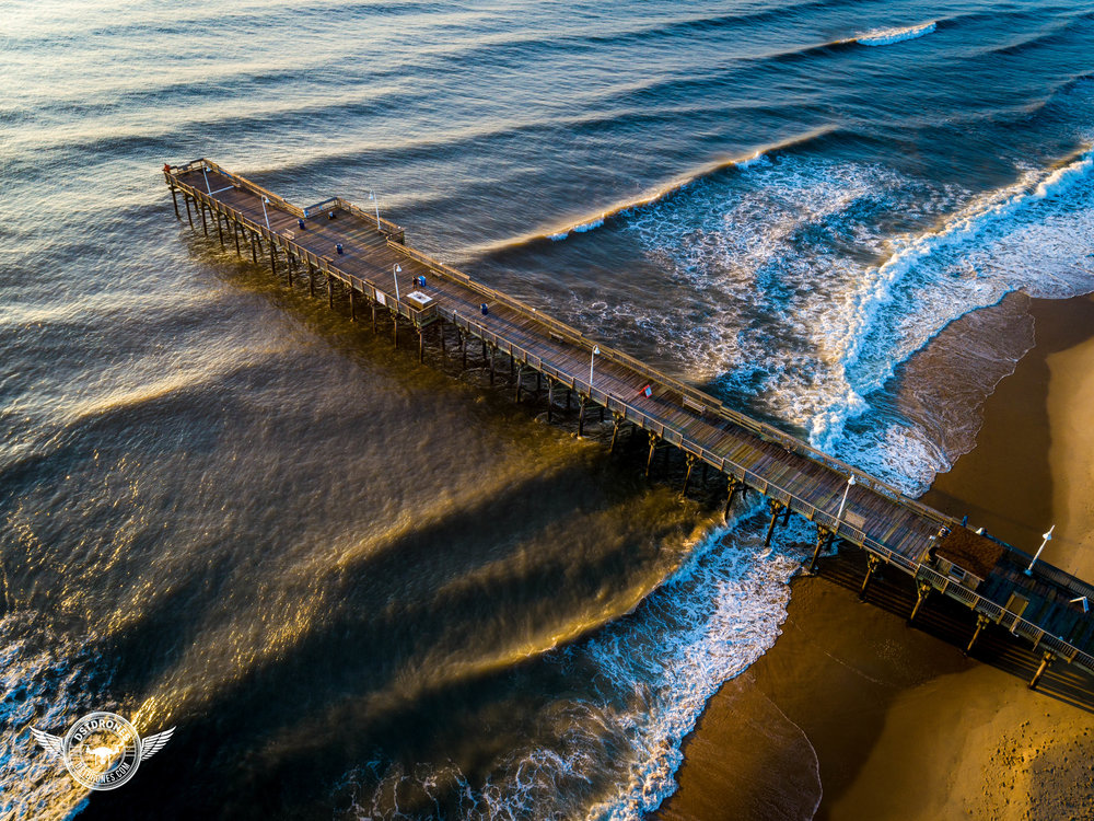 Sandbridge Beach Fishing Pier