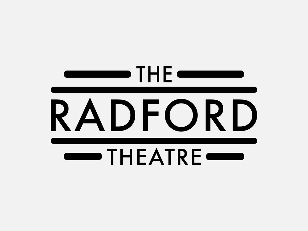 The Radford Theatre – Logo, 2013
