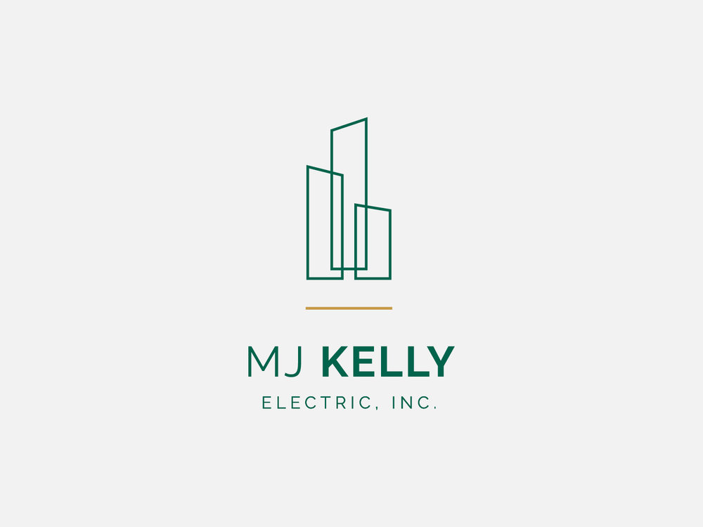 MJ Kelly Electric, Inc. – Logo, 2018