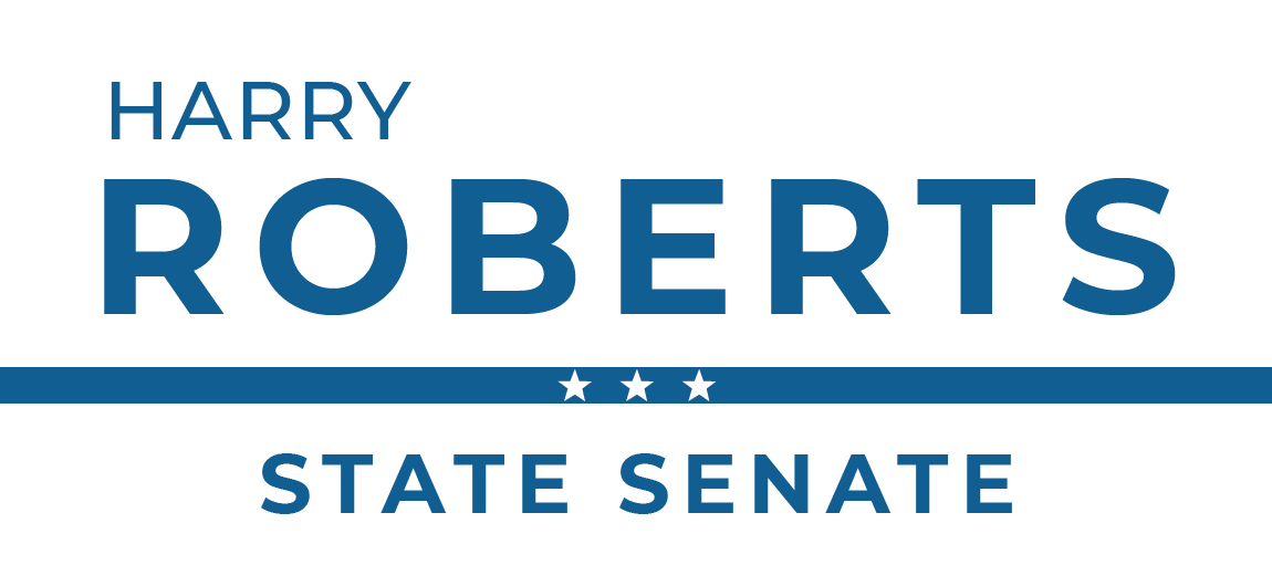 Harry Roberts for State Senate