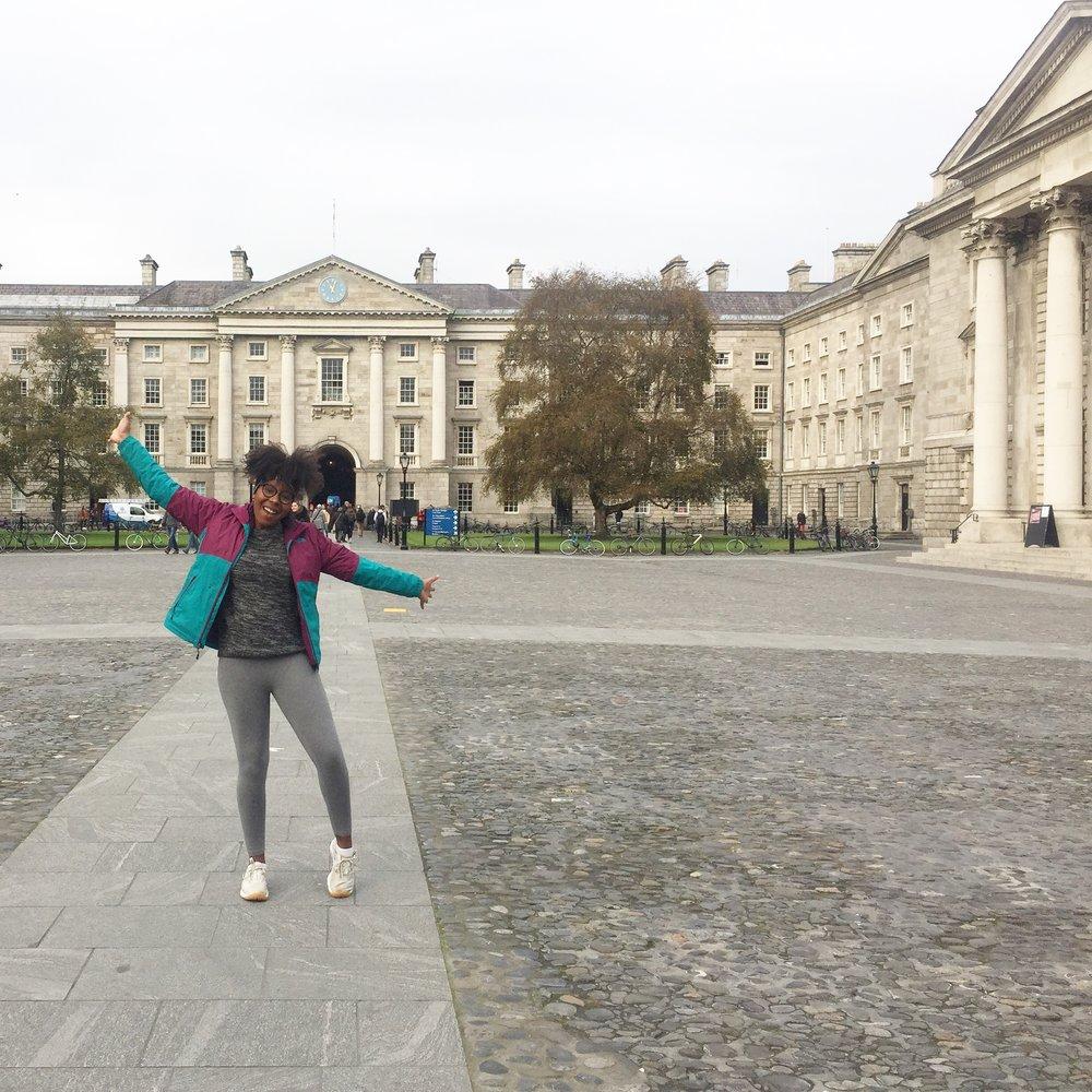 Trinity College - Walking Tour