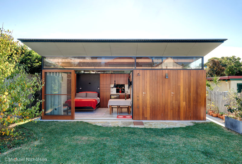 Sydney backyard studio