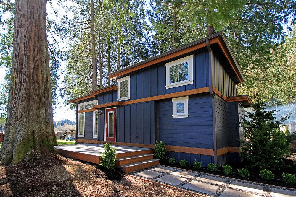 Salish Park Model Home