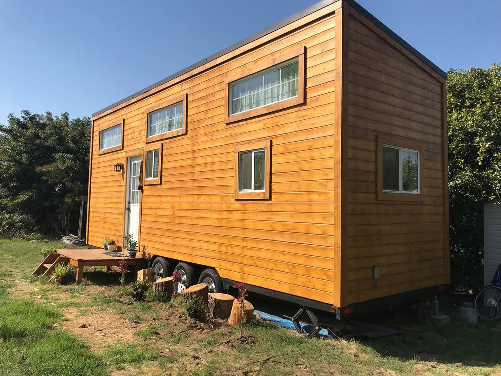 Orange Grove Tiny House