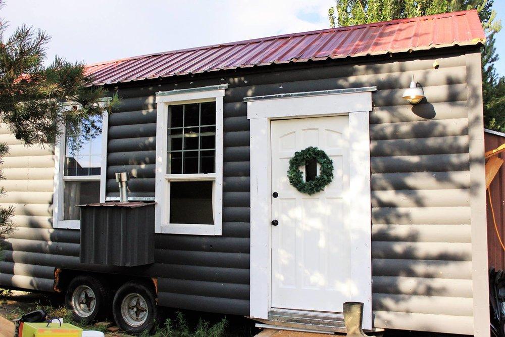 Black Pearl Tiny House