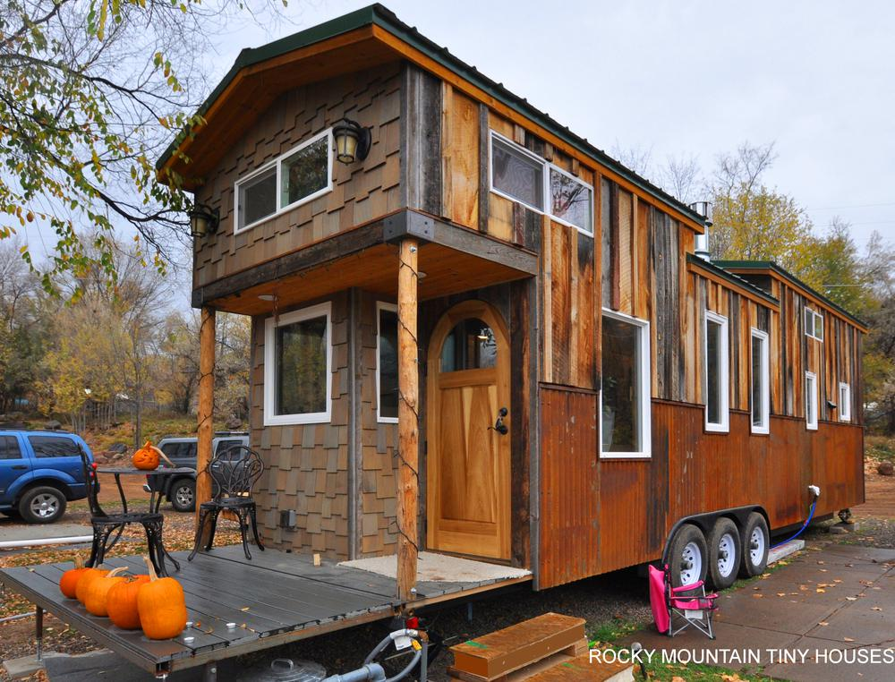 Red Mountain Tiny House