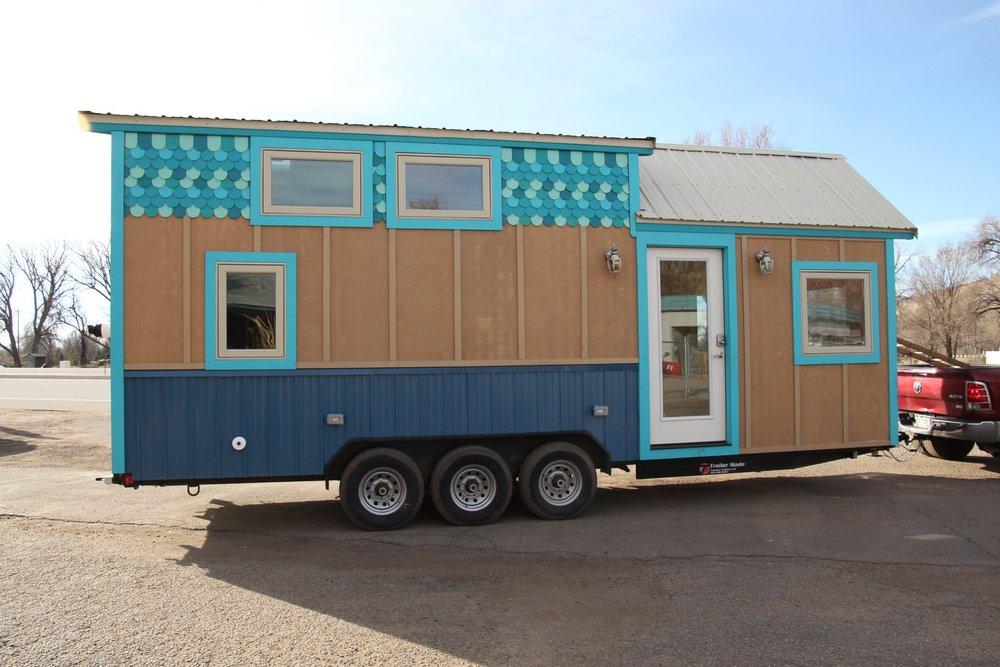Judy Blue Eyes - SimBLISSity Tiny Homes