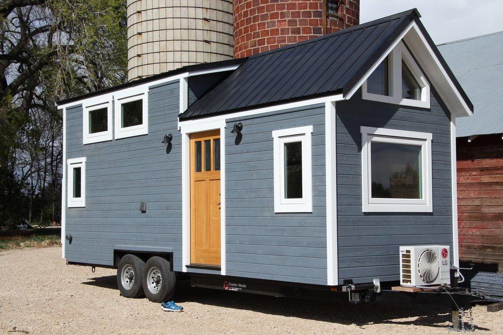 Open Sol - Simblissity Tiny Homes