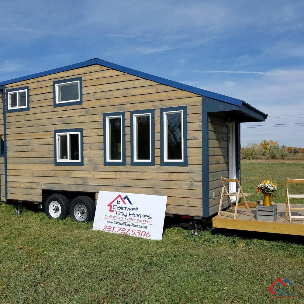 Cheyenne - Caldwell Tiny Homes