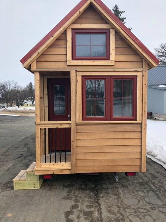 Hutchinson Tiny House
