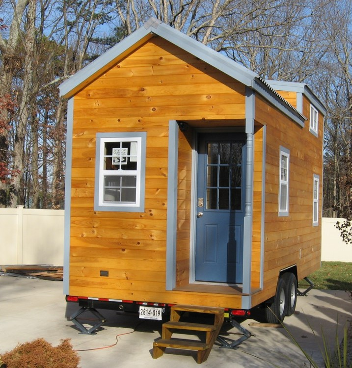 Cassie - New Jersey Tiny Houses