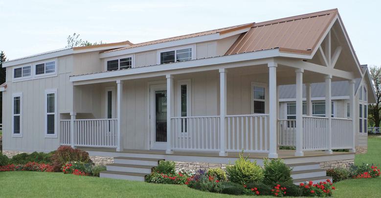 Meadowview Park Model Home
