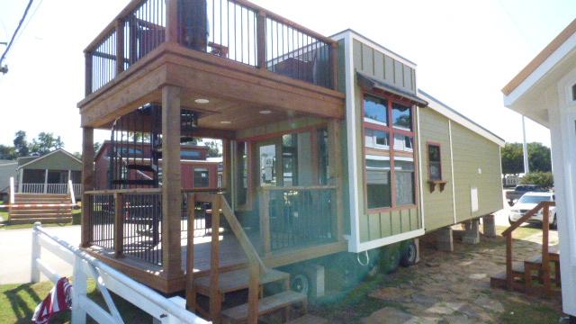 Observatory Park Model Home