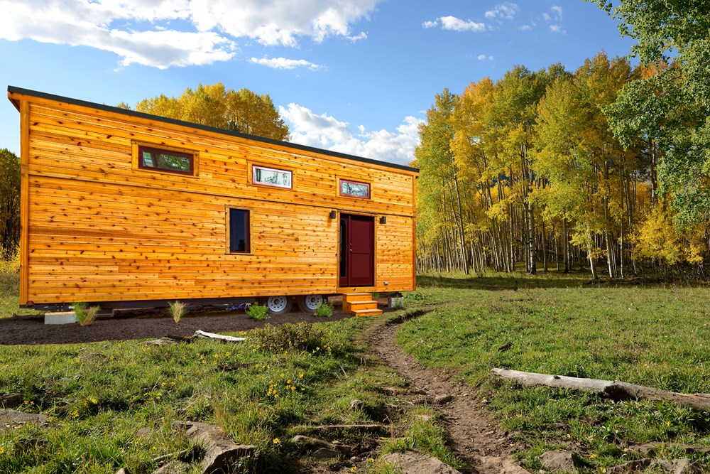 Roanoke - Tumbleweed Tiny Homes