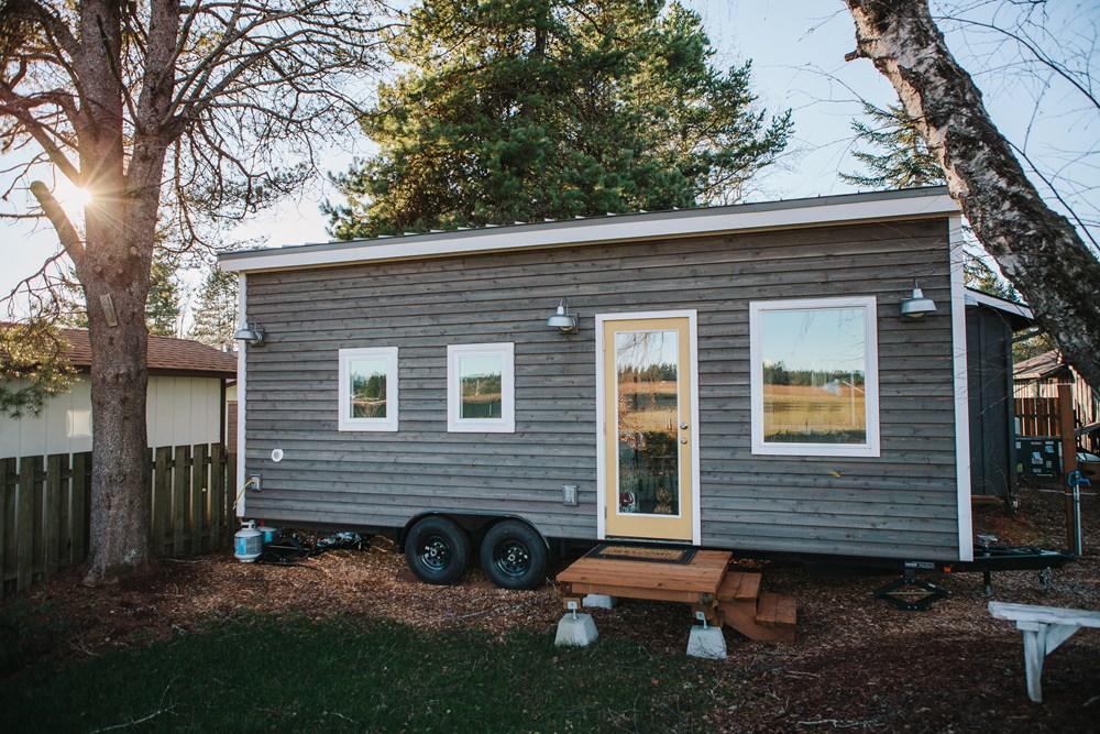 Scandinavian Style Tiny Home