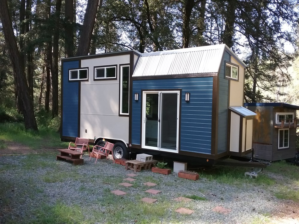 Handcrafted Modern Tiny Home