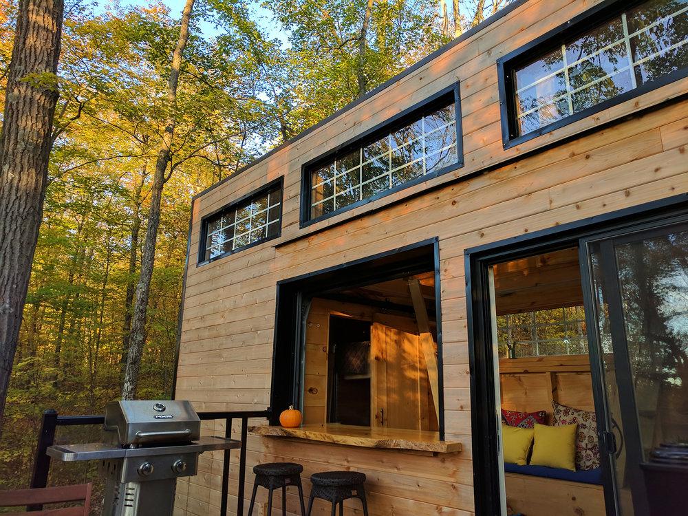 Auburn Cabin