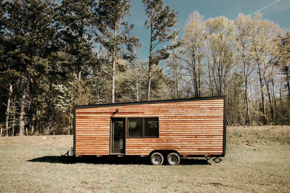 Nora - Tiny House Giveaway