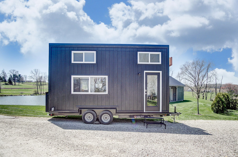Last Mohican - Modern Tiny Living