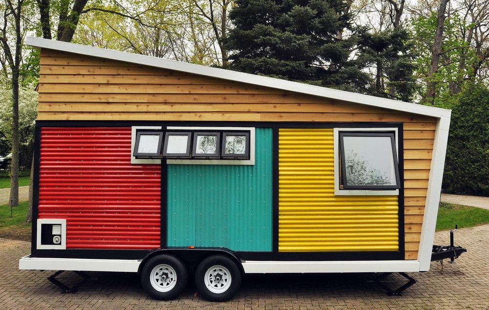 Toy Box Tiny House