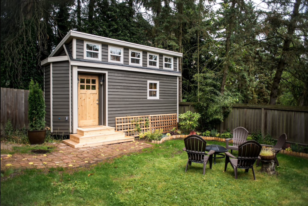 Seattle Tiny House