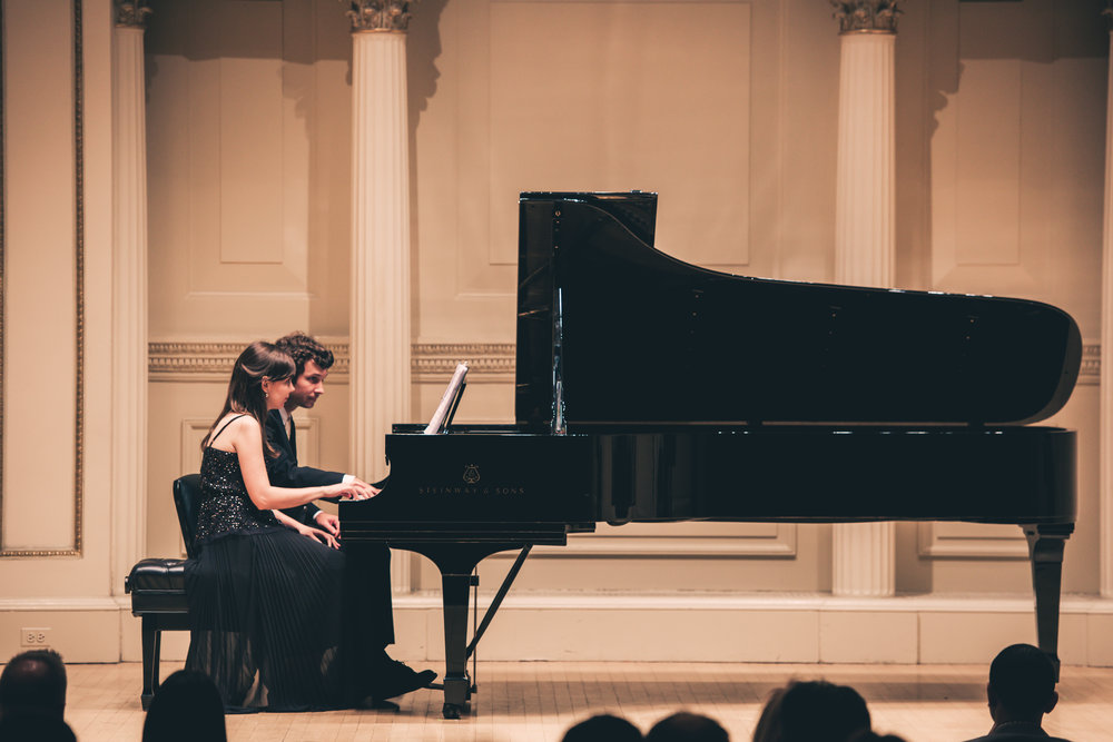 Carnegie Hall. June 2015.