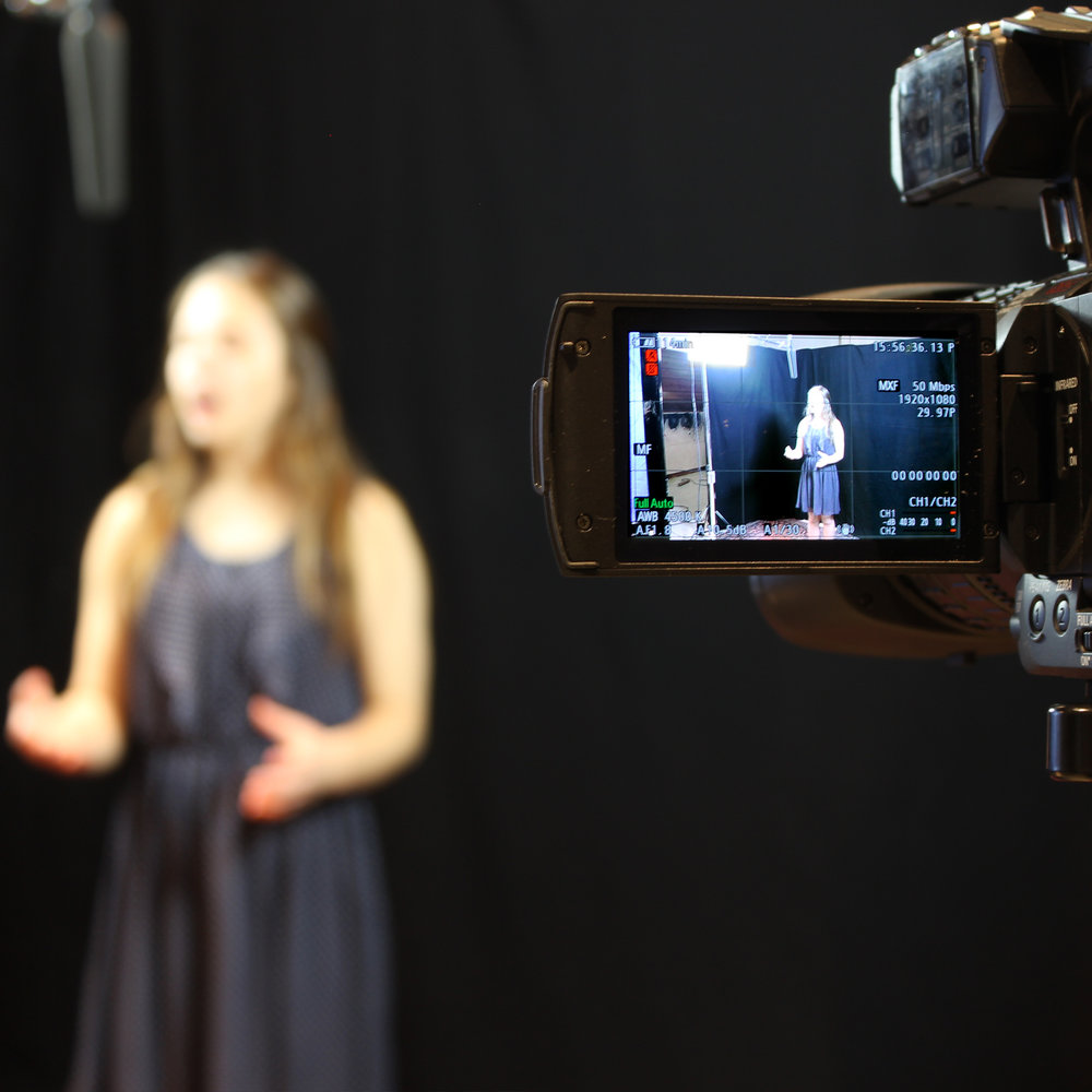 College Pre-Screen Auditions  Learn More