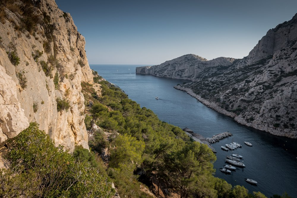 Go hiking - in the Calanques