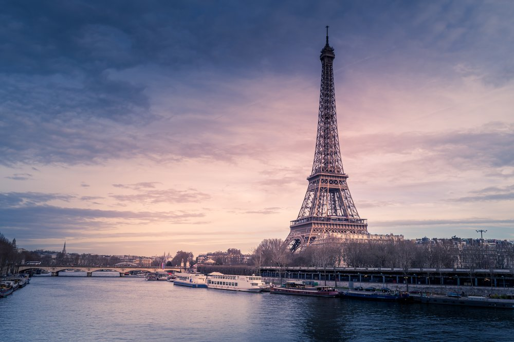 London -Paris -Provence - Depart London on the Eurostar, visit Paris, then down to Provence (Avignon, Marseille, Aix-en-Provence, and Bandol)