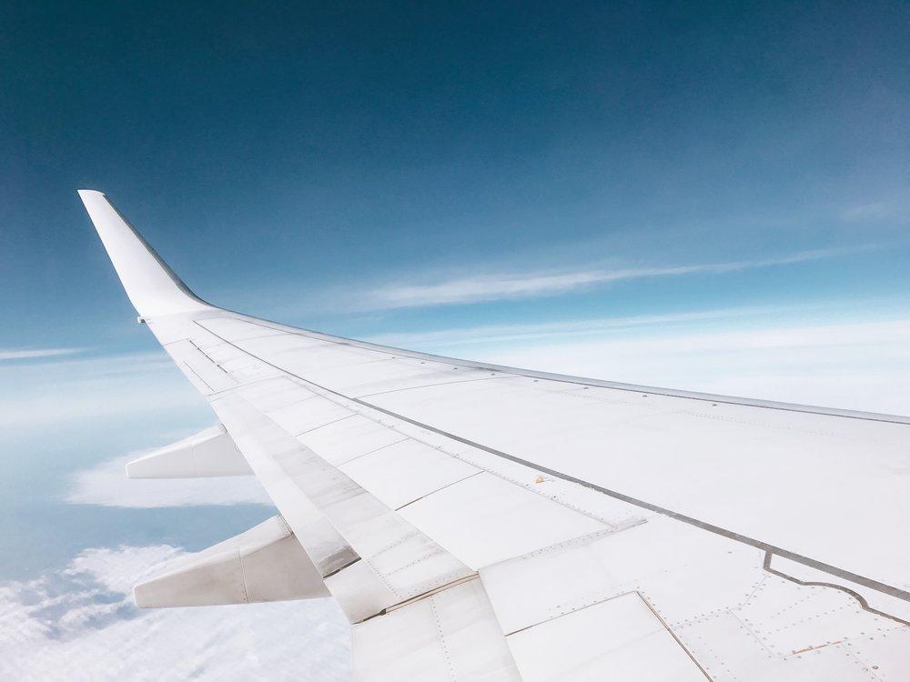Book your flights -
