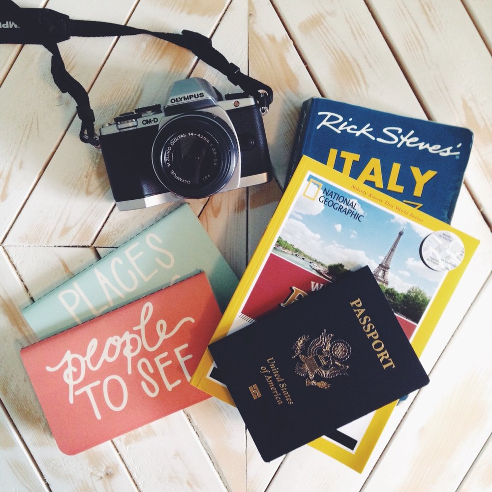 Super Useful Resources for Planning a Trip to Italy and Paris