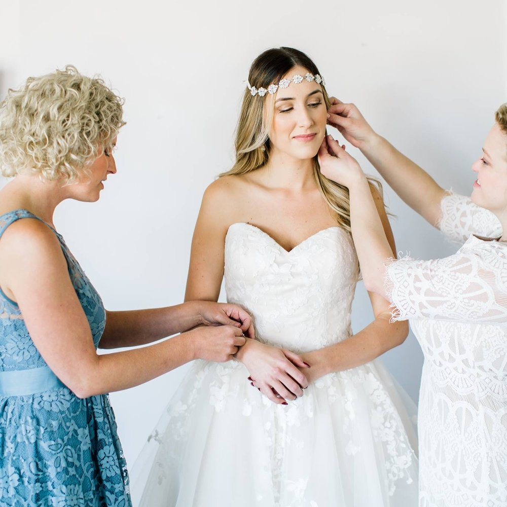Blush Bridal Boutique - Lincoln, NE