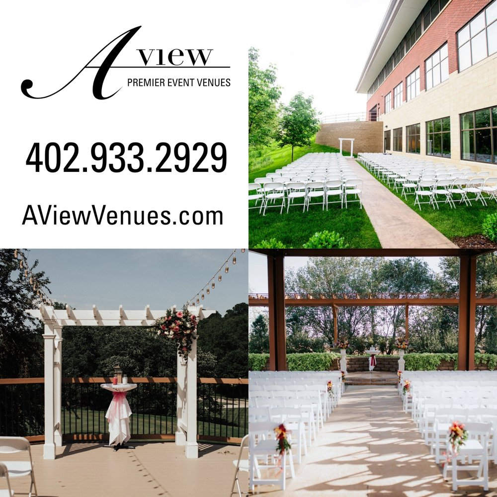 A View Event Venues - Omaha, NE          Britney McLaughlin