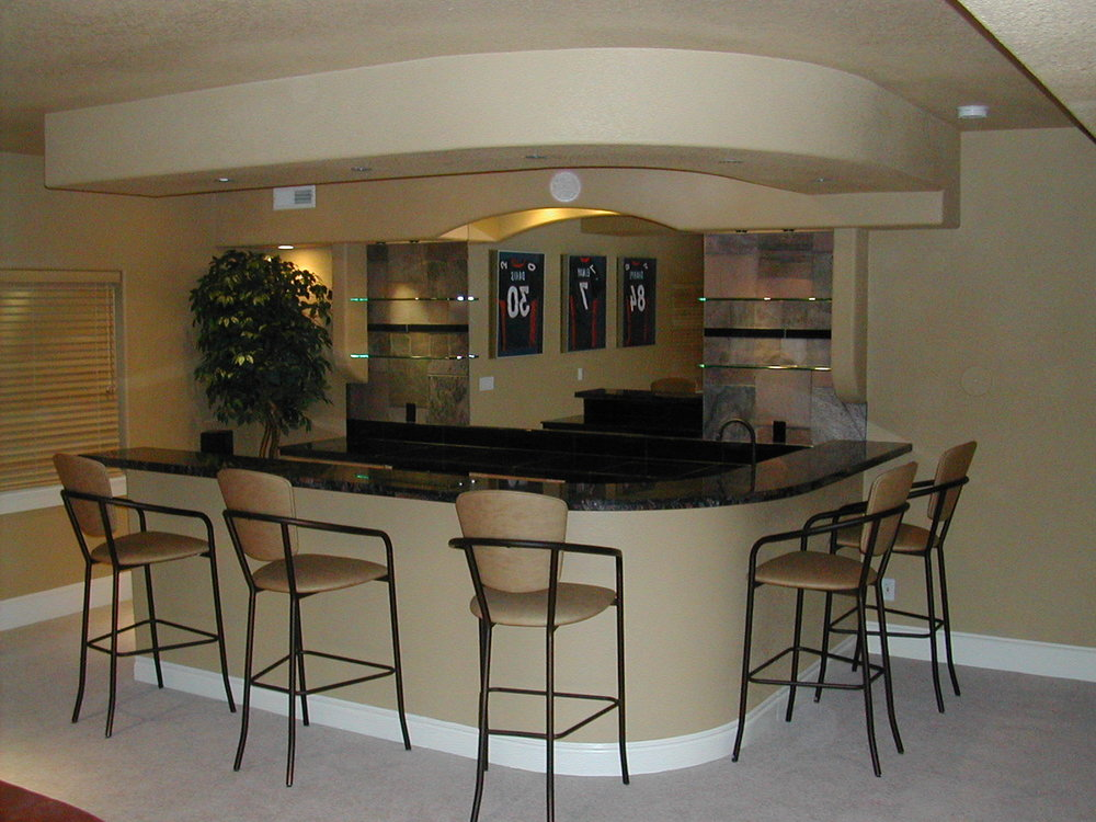 Bar - Basement Finish