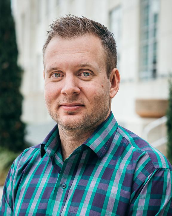 Daniel Senyard <br> Shep