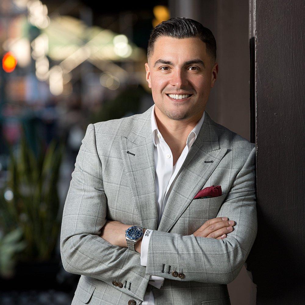 Javier Egipciaco <br> Arlo Hotels